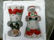 CHRISTMAS Collectible Plate/Figurine